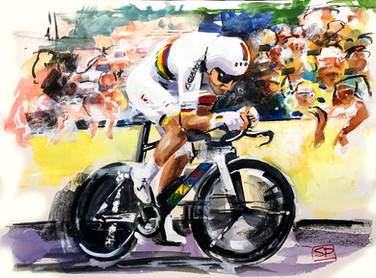 20 Dumoulin Conquers Time Trial