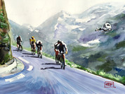 19 Downhill from Tourmalet
