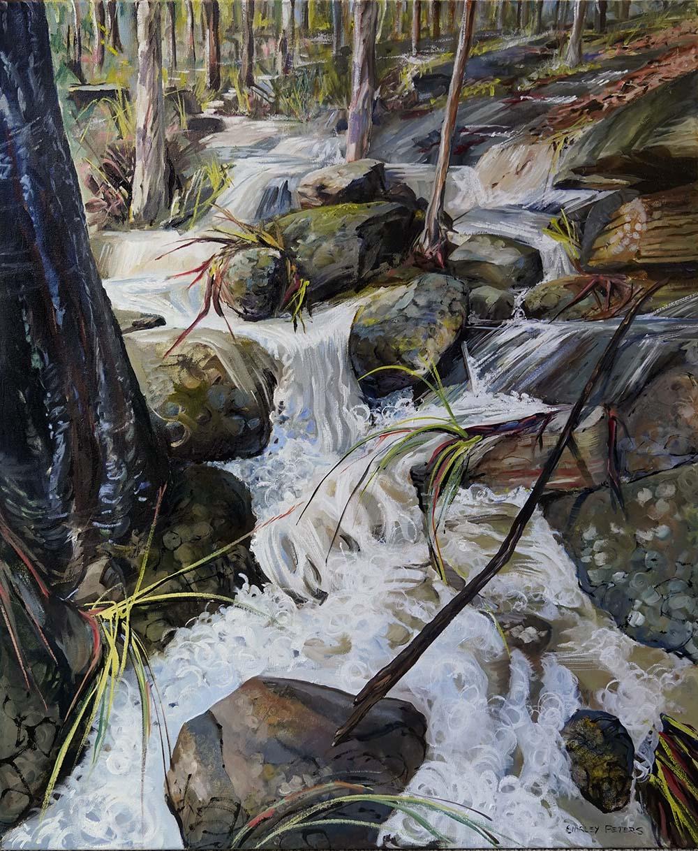 Flooding Cascades