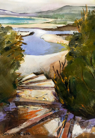 Lagoon Stairs (medium)