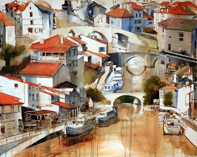 The Canals of Nerac