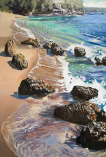 Gems on the Beach (sold)