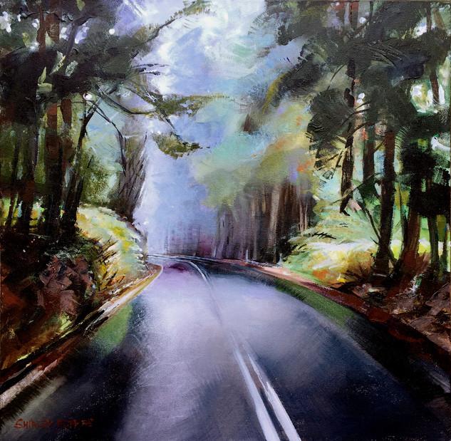 Summer Road (sold)