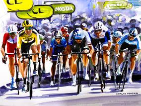 Wout Van Aert Wins Stage 7