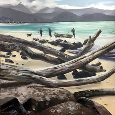 Searching For La Perouse (sold)