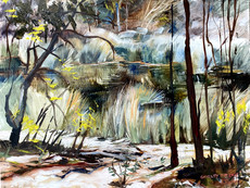 The Grasses at Thirlmere $440