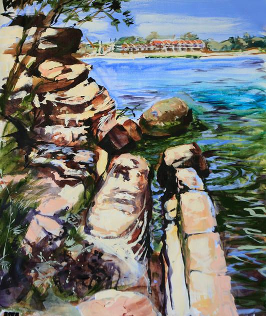 Rocks at Putney