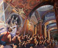 St Peters Basilica New Art