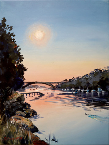 Sunrise Huntleys Point