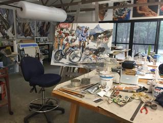 Bike painting again!