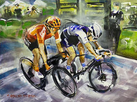 La Course - At The Line