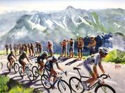 32 Riding the Alpes