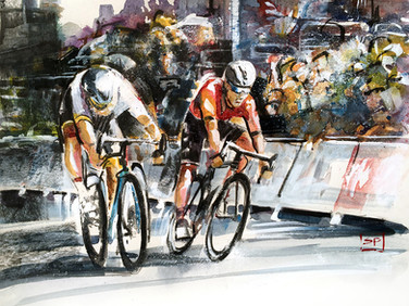 Power Finish _ Stage 2, 2018