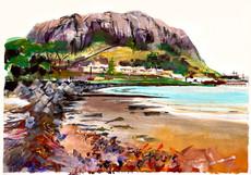 Summer at Stanley, Tasmania $460