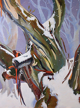 Come Back to Me, Eucalyptus Pauciflora I