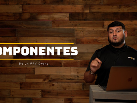 Componetes De Drones FPV