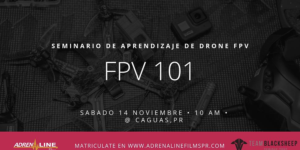 Seminario de Drones FPV 101
