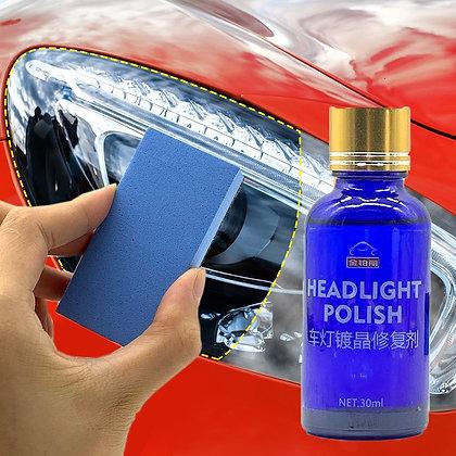 30ML Car Headlight Repair Coating Solution Repair Kit Oxidation