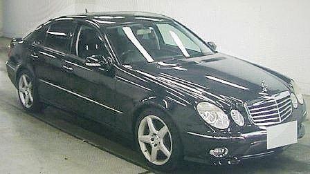 BENZ E300