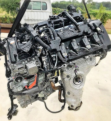 TOYOTA 2ZR Hybrid ENGINE