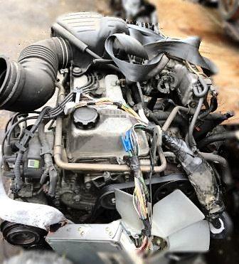 TOYOTA 3RZ Engine