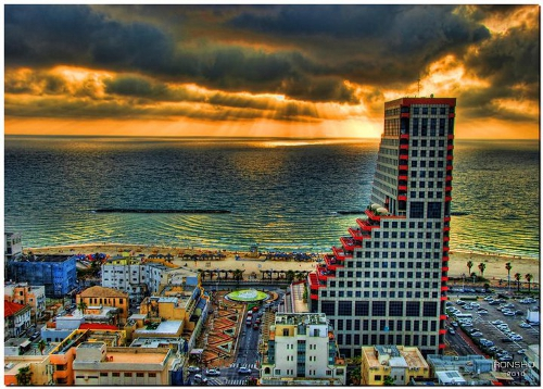 Tel Aviv - the Startups City