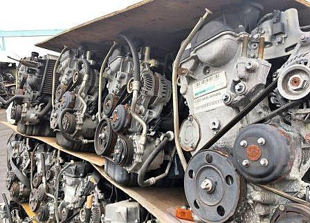 MITSUBISHI 4A90 Engine