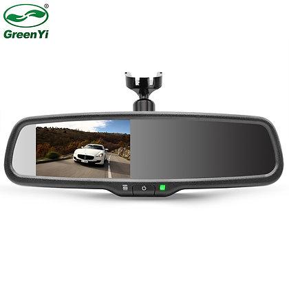 4.3 Inch TFT LCD Car Windscreen Rear View Mirror Monitor Mounting Bracket