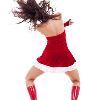 Rockwell Christmas Dance