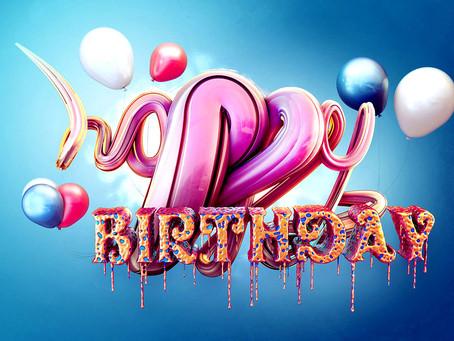 Rockwell's Birthday Bash!