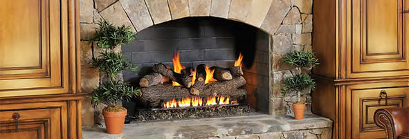 logs fireplaces inserts gas wood burning fordens san luis obispo slo