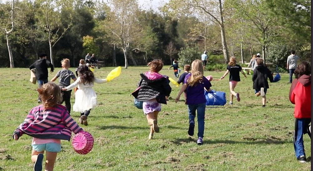 SLO San Luis Obispo Nazarene Church Easter Egg Hunt Community Family Free Event