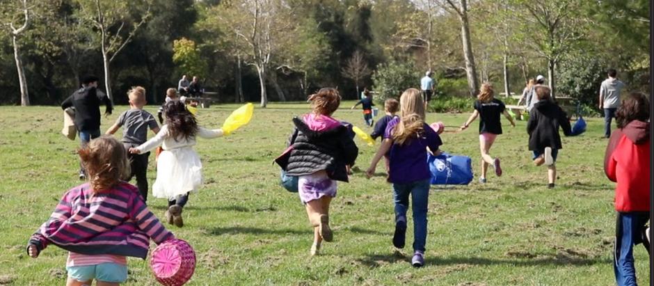Our Annual Easter Egg Hunt Returns!