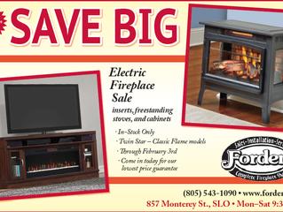 Big Savings on Heaters!