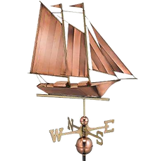 Weathervanes for sale at Fordens San Luis Obispo Califoria