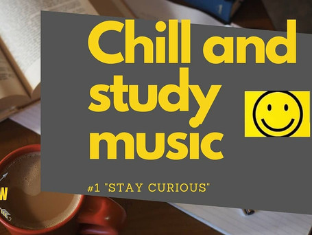 I mad a lofi hip hop mix to study and chill to. Check it out! 🙏🏽