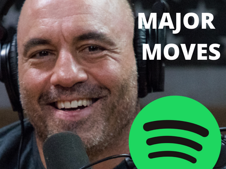 Joe Rogan is headed to Spotify. What this means for podcasters.