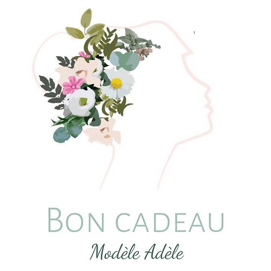 Bon Cadeau modèle Adèle