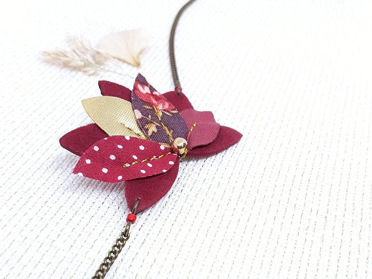 Bijou de tête Lotus
