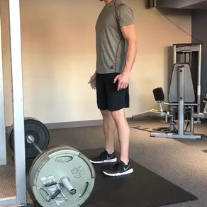 Potentiation Training - Countermovement Squat Jump to Sumo Barbell Deadlift