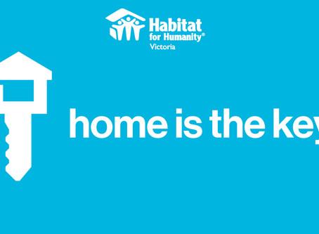Habitat for Humanity Victoria's Annual Fundraising Dinner 2019