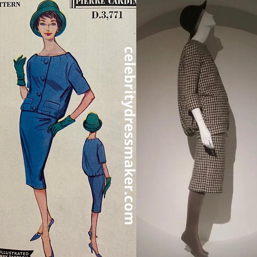 Bestway #D.3,771 by Pierre Cardin vs. Suit at Pierre Cardin Museum