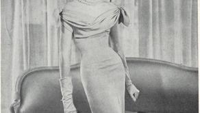Introducing Jacques Fath Vogue #1265 c.1954