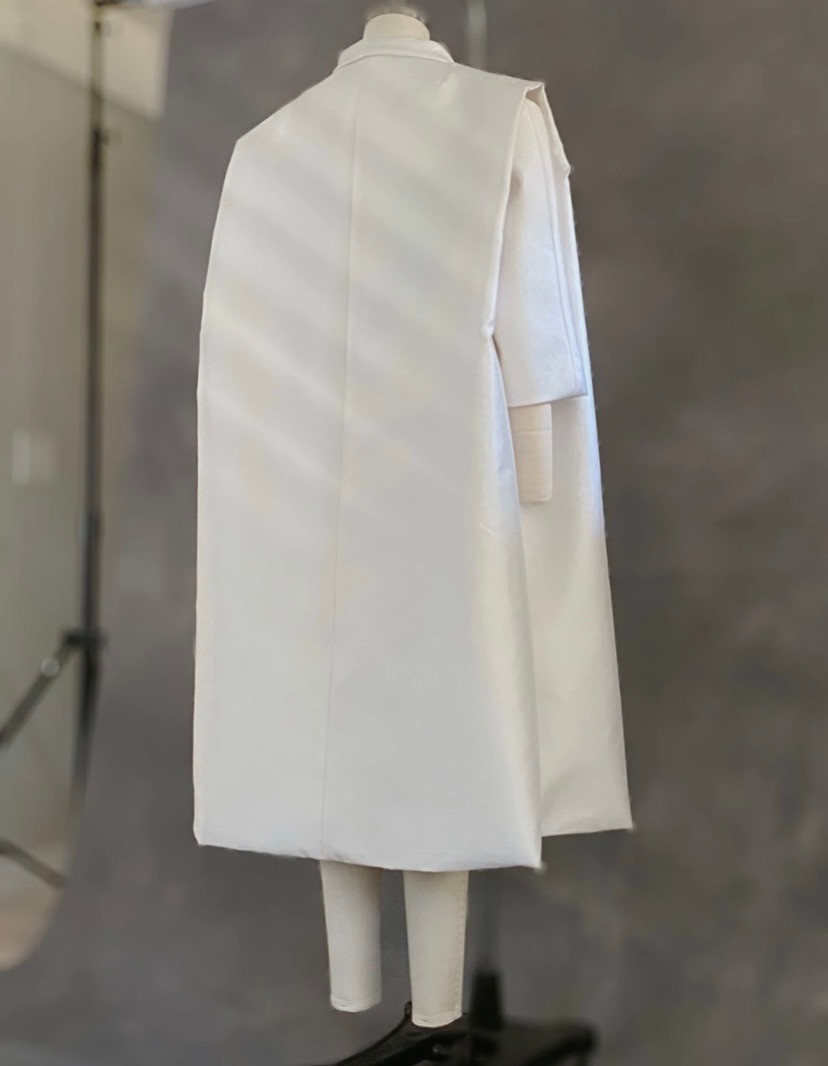 Patou coat from 1957