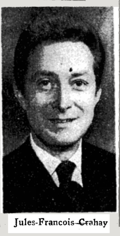 Portrait of a Designer, The New York Times, Wednesday, July 26, 1961, Photo of Crahay