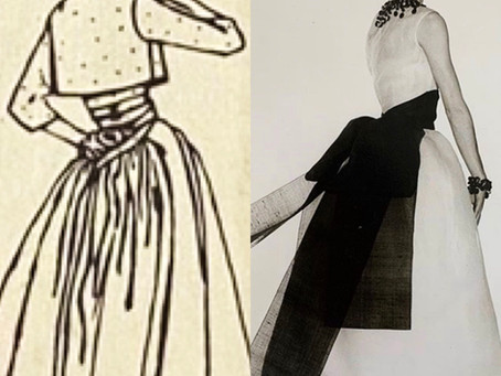 Marc Bohan's Iconic Dior Designs