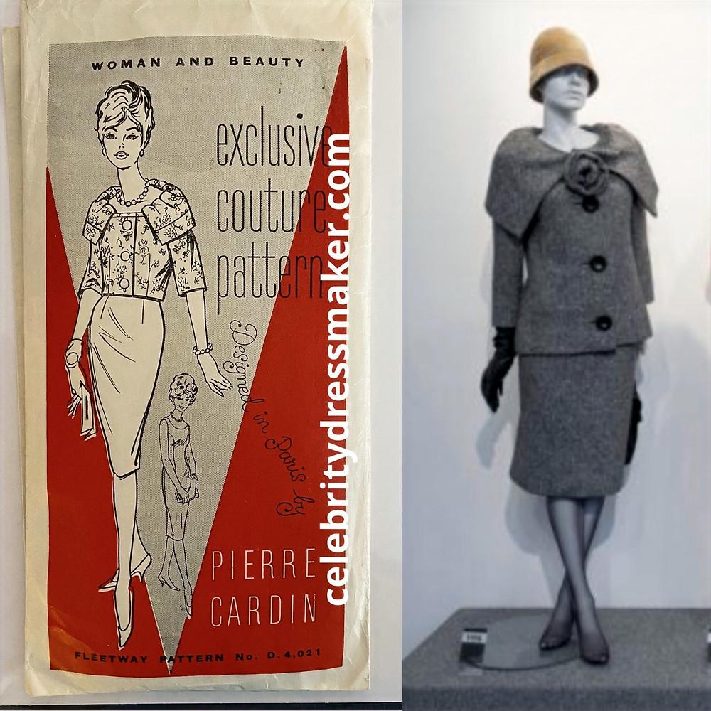 Fleetway Pattern No. D.4,021 vs. Suit at Pierre Cardin Museum