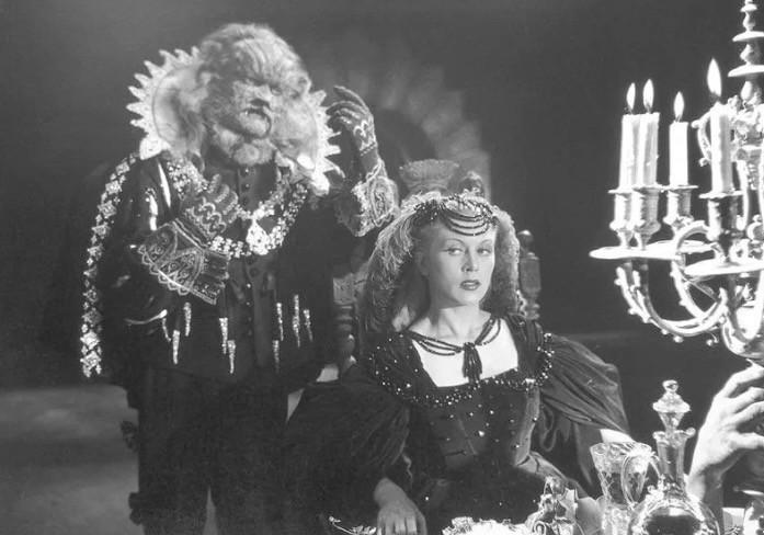 """""""La Belle et La Bete"""" was made in 1946 by surrealist filmmaker Jean Cocteau"""