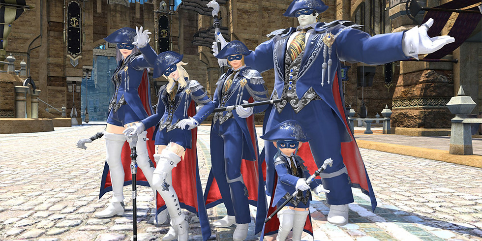 What?! Blue Mage Content??