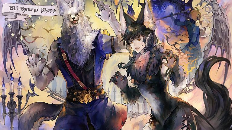 Werewolves of Lavender Beds